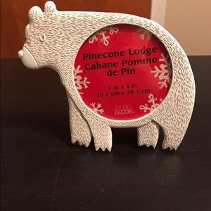 Accessories - Polar bear picture frame